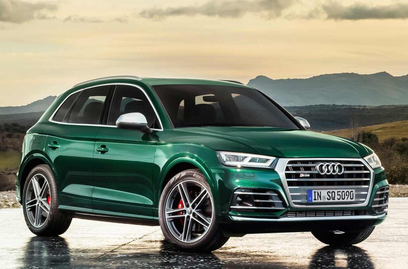 Photo d'Audi Q5 2020