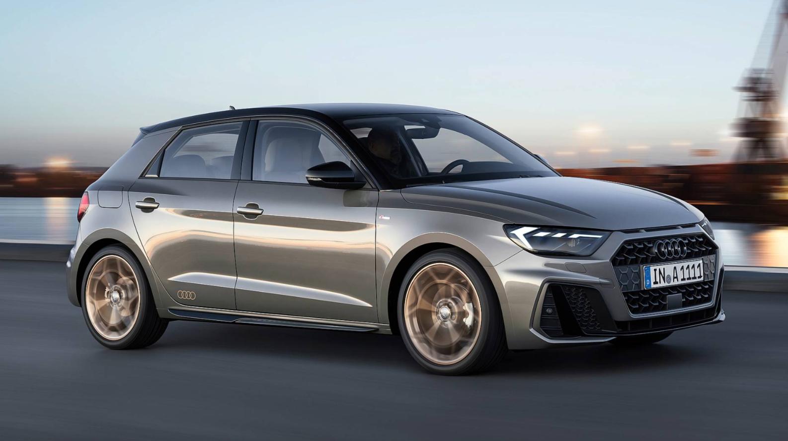 Photo d'une Audi S1