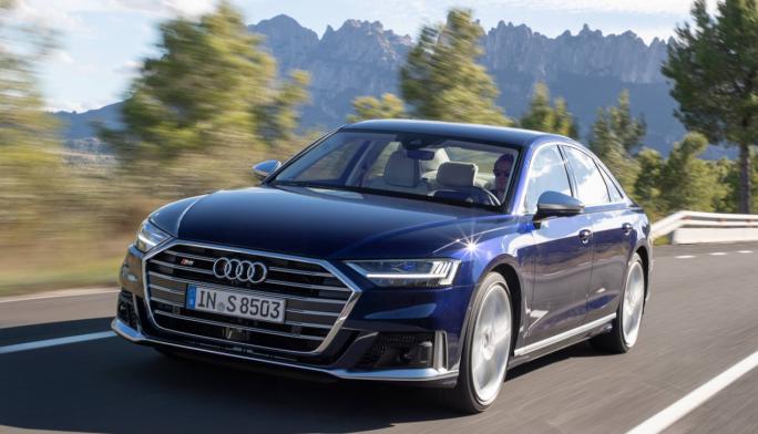 Photo Audi S8