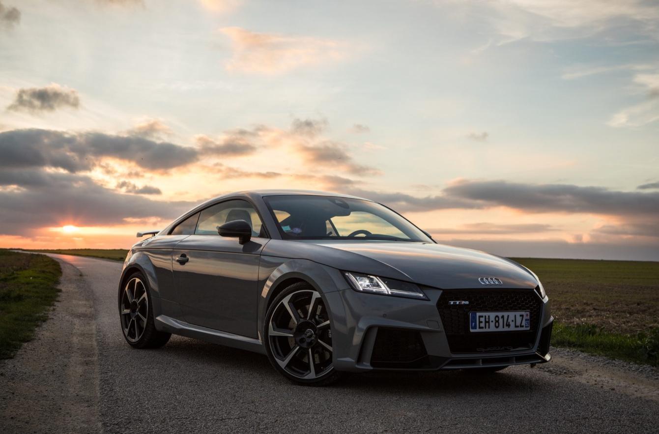 Photo d'Audi TT